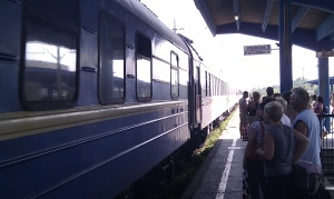 The boiling slow train to Subotica
